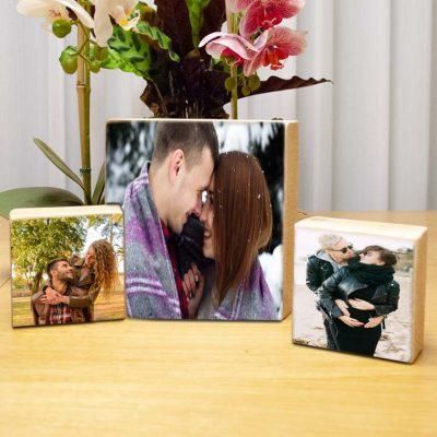 תמונות על עץ